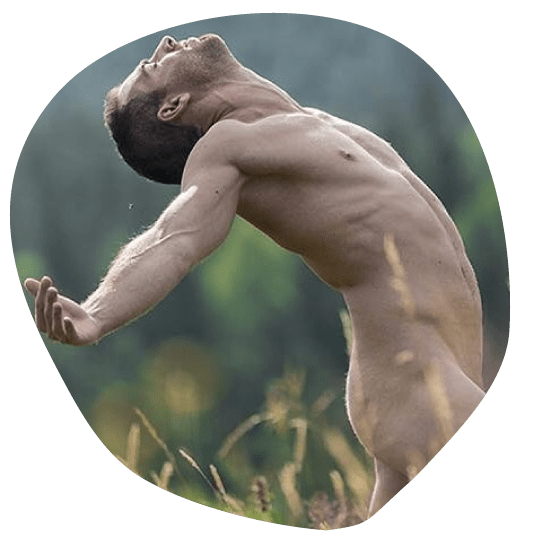 Nude Yoga and Tantra online